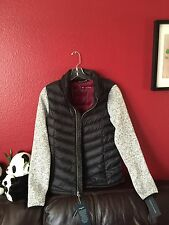 NWT Womens Tommy Hilfiger Black Puffer Down Jacket Coat XS Available