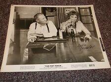 Debbie Reynolds signed autograph vintage 1960 movie still The Rat Race
