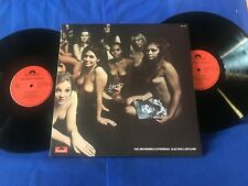 JIMI HENDRIX 2LP ELECTRIC LADYLAND 1984 FRANCE SUPERB NEAR MINT