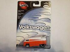 Hot Wheels 100% Volkswagon Series VW Drag Bus Bonus Orange