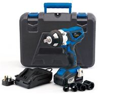 Genuine Draper 20V Cordless Impact Wrench with 2 LI-ION Batteries 3.0AH  82983