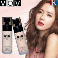 VOV Liquid Foundation 40ml Perfect Cover BB Cream CC Cream Korean Cosmetics