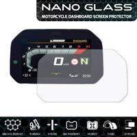 BMW R1200GS (2017+) Connectivity NANO GLASS Dashboard Screen Protector