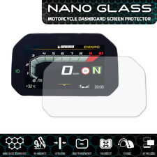 BMW R1200GS (2017+) Connectivity NANO GLASS Dashboard Screen Protector