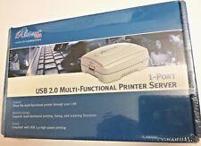 Airlink101 Apsmfp210 Multi-Functional Printer Server 1-Port Usb 2.0 Sealed Nib