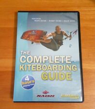 The Complete Kiteboarding Guide Shinn Naish Koch NTSC DVD Multiple Languages