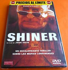 SHINER John Irvin / Michael Caine - Precintada