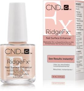 CND Nail Treatments RidgeFX Nail Surface Enhancer 0.5 oz On Sale