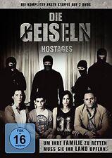 2 DVD-Box ° Die Geiseln - Hostages ° Staffel 1 ° NEU & OVP