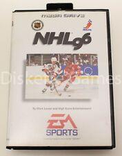 NHL 96 - MEGA DRIVE MD MEGADRIVE - PAL ESPAÑA - SEGA HOCKEY 1996