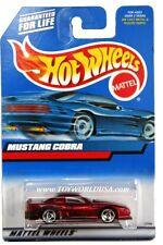2000 Hot Wheels #121 Mustang Cobra tinted windows