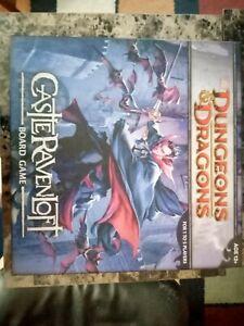 Dungeons & Dragons Castle Ravenloft Wizards of the Coast excellent condition