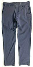 Rhone Commuter Pants sz 33 x 32 Gray