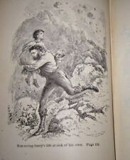 Silent Tom by N. I. Edson, One Thousand Dollar Prize Series Lothrop 1872, 377 pp