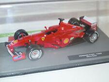 Ferrari F399 1999 Mika Salo Formule 1 Formula One F1 Racing Car 1:43 1:43eme