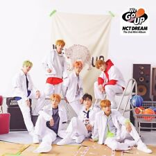 NCT DREAM - We Go Up (2nd Mini Album) CD+2Folded Posters+Free Gift+Tracking no.
