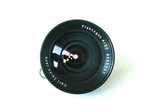 Carl Zeiss Jena Flektogon 4/20 Lens For Exa Exacta With Exa 500