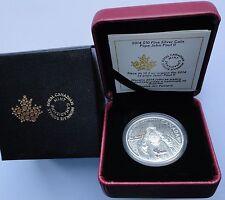 CANADA $10 DOLLARS 2014 - POPE JOHN PAUL II SILVER .9999 PROOF