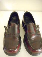 Dansko Women's Burgundy Sz 37 or 38 Shoe buckle or slip on