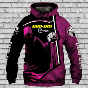 Can-Am BRP/Roadster/Ryker 600/TOP Men's US 3D Hoodies/BEST GIFT 11/Size S-5XL