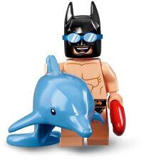 Lego Minifigures Series Batman Movie 2 Personaggi N° 1 disco Harley Quinn