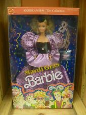 Mardi Gras Barbie Doll 1988 American Beauties Collection NRFB