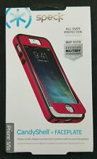 Speck CandyShell + FACEPLATE iPhone 5 / 5s Case SPK-A2486