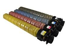 Ricoh Compatible MP C3003, C3503, C3004, C3504 Toner Cartridge Color Set - 4 Pac
