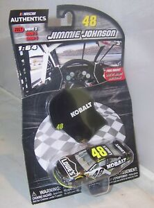 1:64 ACTION AUTHENTICS 2017 #48 KOBALT TOOLS LOWE'S CHEVY JIMMIE JOHNSON WAVE 5