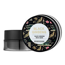 [USPS] DearPacker Black Ginseng Gold Mask 100ml Korean cosmetic