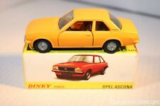 Dinky Toys 011543 Opel Ascona very near mint all original condition superb