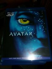 AVATAR- BLU-RAY- 3D-   WATCHED ONCE!!