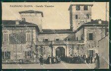 Varese Fagnano Olona cartolina QK5780