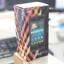 """Nouveau Acer Liquid Z410 Noir Sans SIM 4.5"""" 5MP+2MP Android 4 g (UE)"""