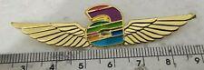 Israel ARKIA airlines new aviator wings badge pin