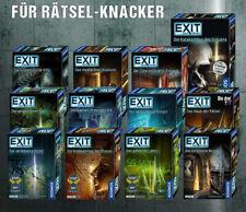 Kosmos EXIT Spiel Escape-Room-Feeling für Zuhause Adventure Games Mystery Party