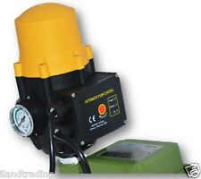 Automatic Water Pump Controller Pressure Electric Switch Adjustable 1 Yr Wnty