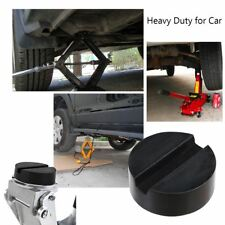 Car Rubber Pad Rubber Block Hydraulic Ramp Jack Rubber Pad  Trolley Jack Adapter