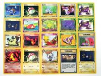Team Rocket ALL 1st Edition - 62 Pokemon Cards, Bulk Lot - GREAT CONDITION!
