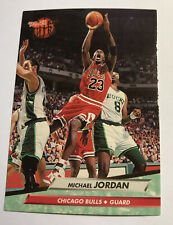1992-93 Michael Jordan Fleer Ultra Card #27