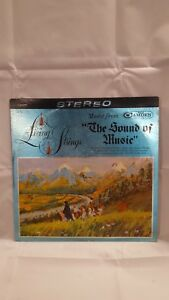Living Strings - Music From The Sound Of Music - Camden CAS-869 Stereo Free Ship