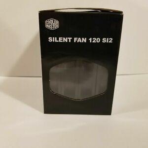 Cooler Master Silent Fan 120mm SI2 1200 RPM 19 dBA