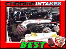K&N+RED 03 04 05 06-08 DODGE RAM 1500/2500/3500 5.7L V8 HEMI AIR INTAKE S Type