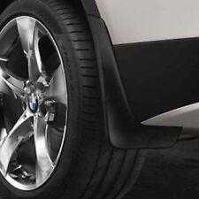 BMW 3 Series E90, E92, E93 Genuine BMW Accessory Mud Flaps Set REAR 82160444083
