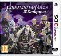 FIRE EMBLEM FATES: CONQUEST NINTENDO 3DS | 2DS NEW | SEALED
