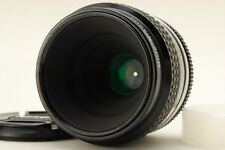 =NEAR MINT= Nikon Ai Micro Nikkor 55mm f/3.5 Macro Close Up Lens from Japan #r20