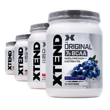 Scivation Xtend (50srv) BCAA muscle recovery with electrolytes pre workout