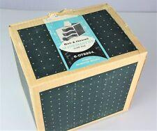 Bell Howell Slide File 6 Slide Trays for Cardboard Mounted 30 Slides per Tray