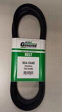 """Genuine MTD 954-0440 Mower Deck Drive Belt 754-0440 46"""" 600 Series Deep Deck OEM"""