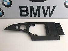 BMW 5 Series E60/61 Front Centre Console Wood Panel Trim 7059912 Original